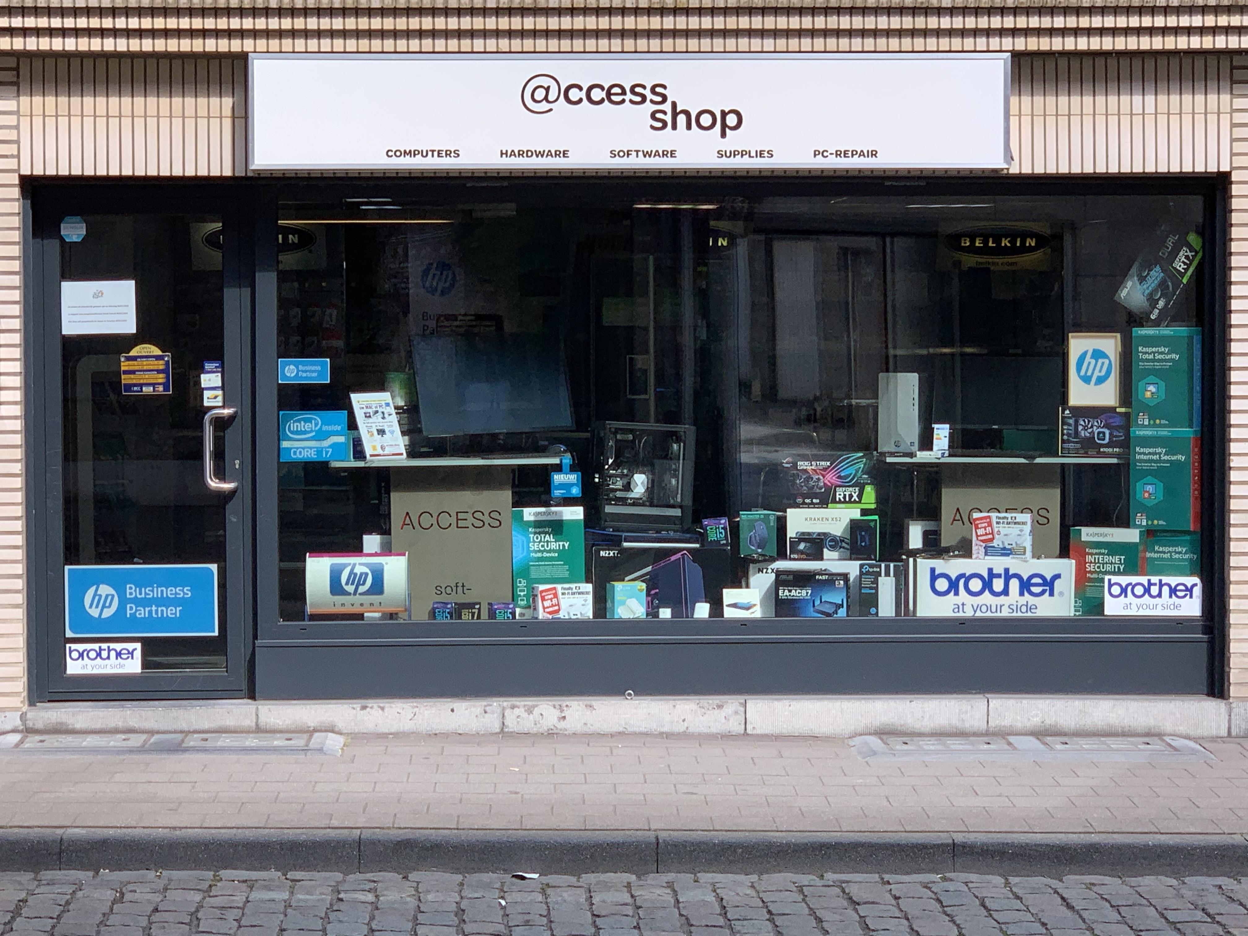 Welkom bij Access-Shop